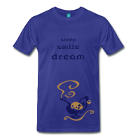 Aladdin - Sleep, smile, dream T-Shirts