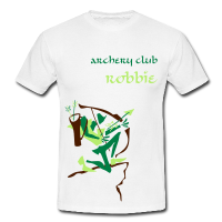 Archery - Middle Age Sport Team T-Shirts
