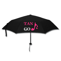 Balck Umbrella - Tango Music Player