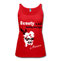 Beauty Woman Top - Valentine's Day
