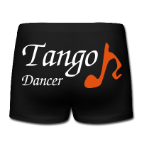 Black Boxers - Disco Tango Dancer