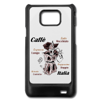 Café Games - iPhone Cover