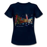 Campo Sant'Angelo in Venedig Italien - T-Shirts