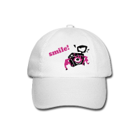 Digital Photo Camera – Smile!! Caps & Hats