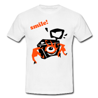 Digital Photo Camera – Smile!! T-Shirts