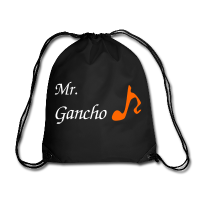 Funny Bag Design - Musical Note