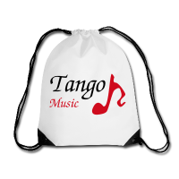 Funny Bag - Red Musical Note