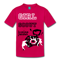 Girl Scout Junior - Fashion New Look