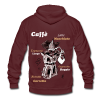 Kaffee Art Design Italien - Moka Espressokocher
