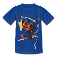 Man Sport T-shirt - Archery