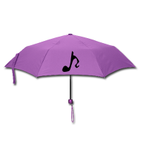 Purple Music Love - Over the Rainbow
