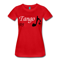 Red Tango Woman T-shirt