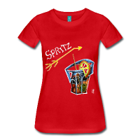 T-shirt Spritz Alcohol Drink Addict - Venice Italy