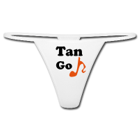 Tango Sound - Musical Note Underwear