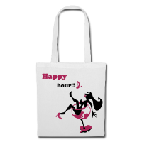 Wedding Bag - Woman Happy Hour