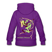 Woman Sport Hoddie - Archery Club